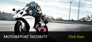Specialist Security Services For Motorsport