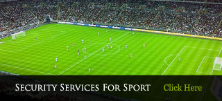 Specialist Security Services For Sport